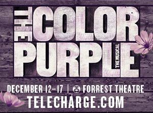 Kimmel Center Color Purple Presale