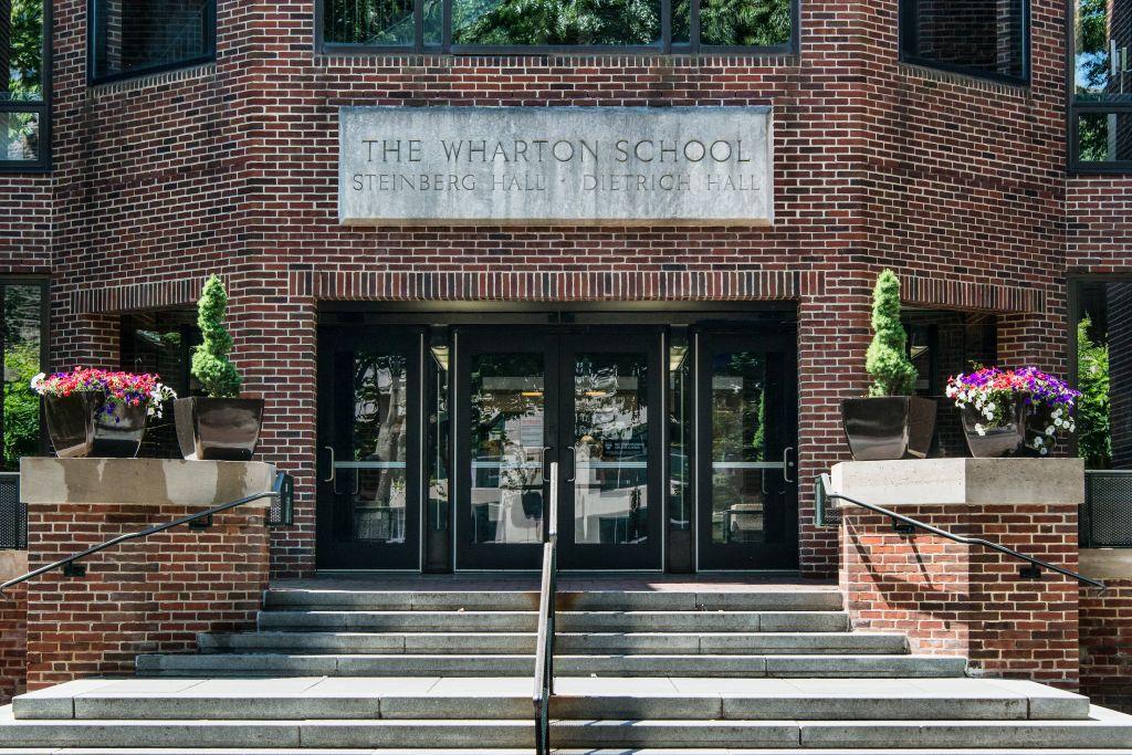 The Wharton School of Business at the University of Pennsylvania