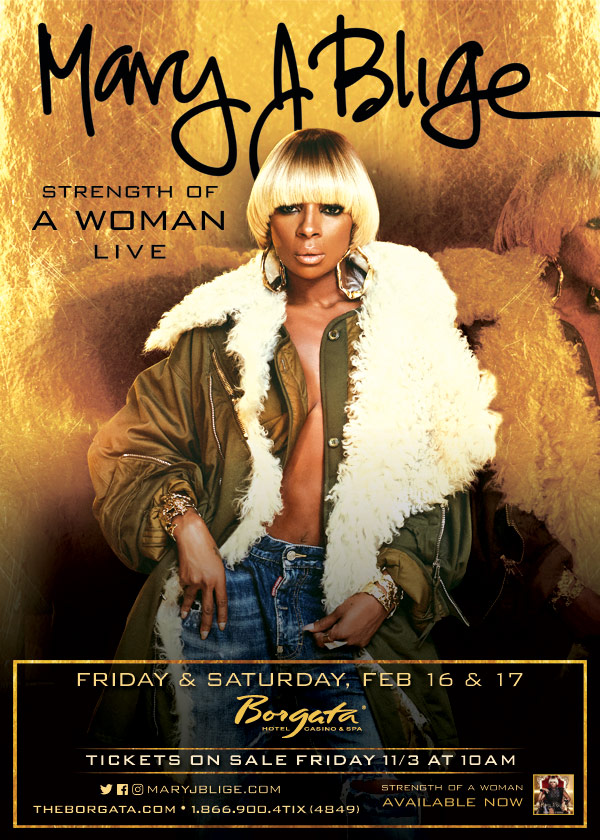 Mary J Blige Philly feb 2018