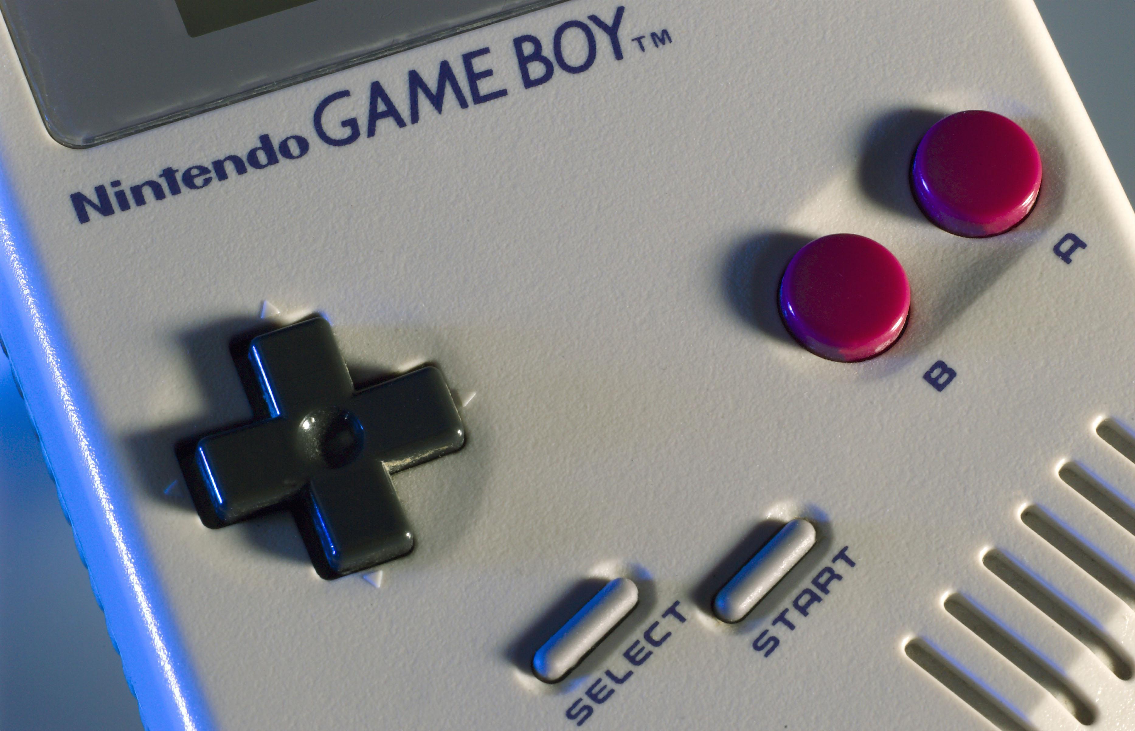 Nintendo Game Boy, 1989.