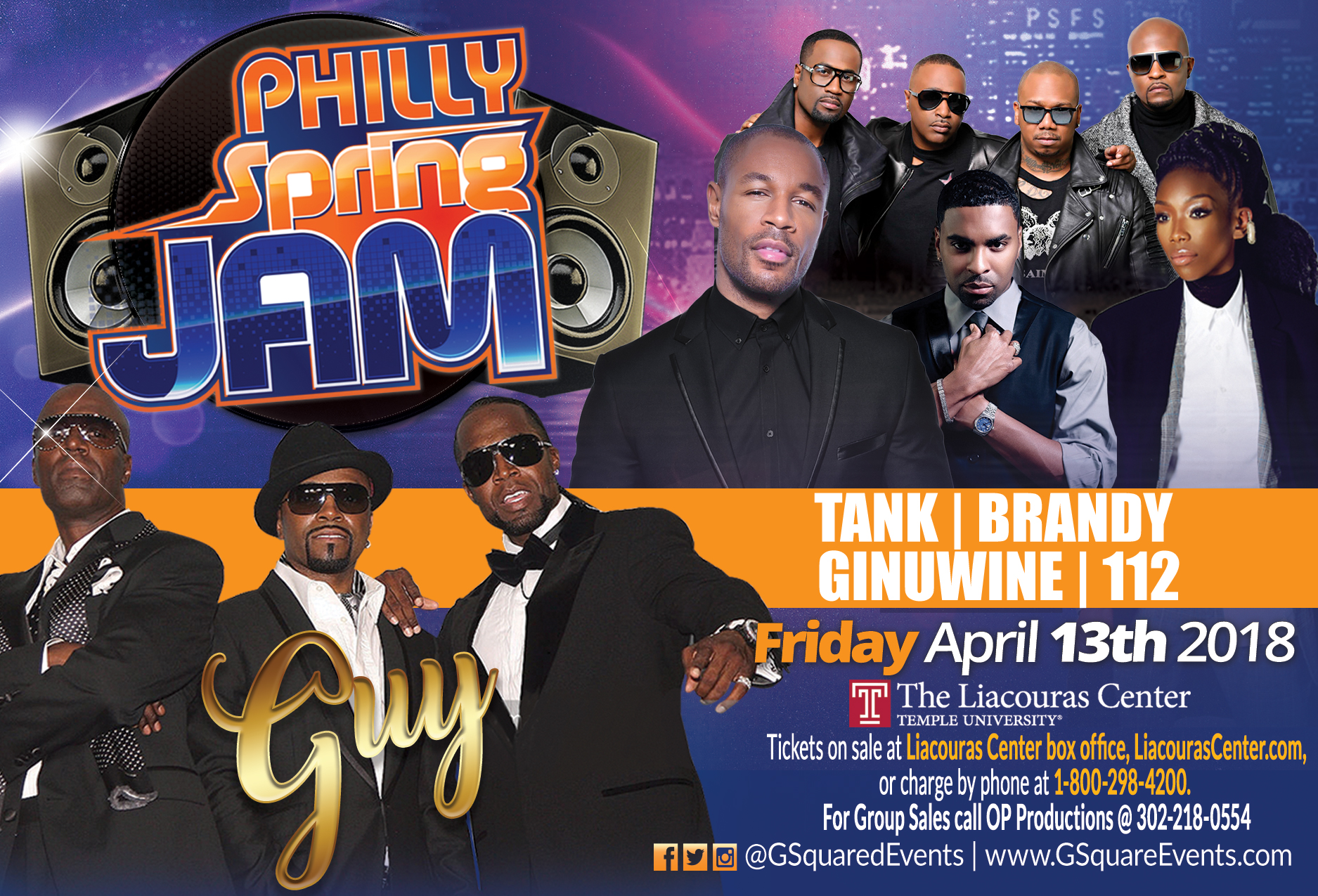 Philly Spring Jam 2018