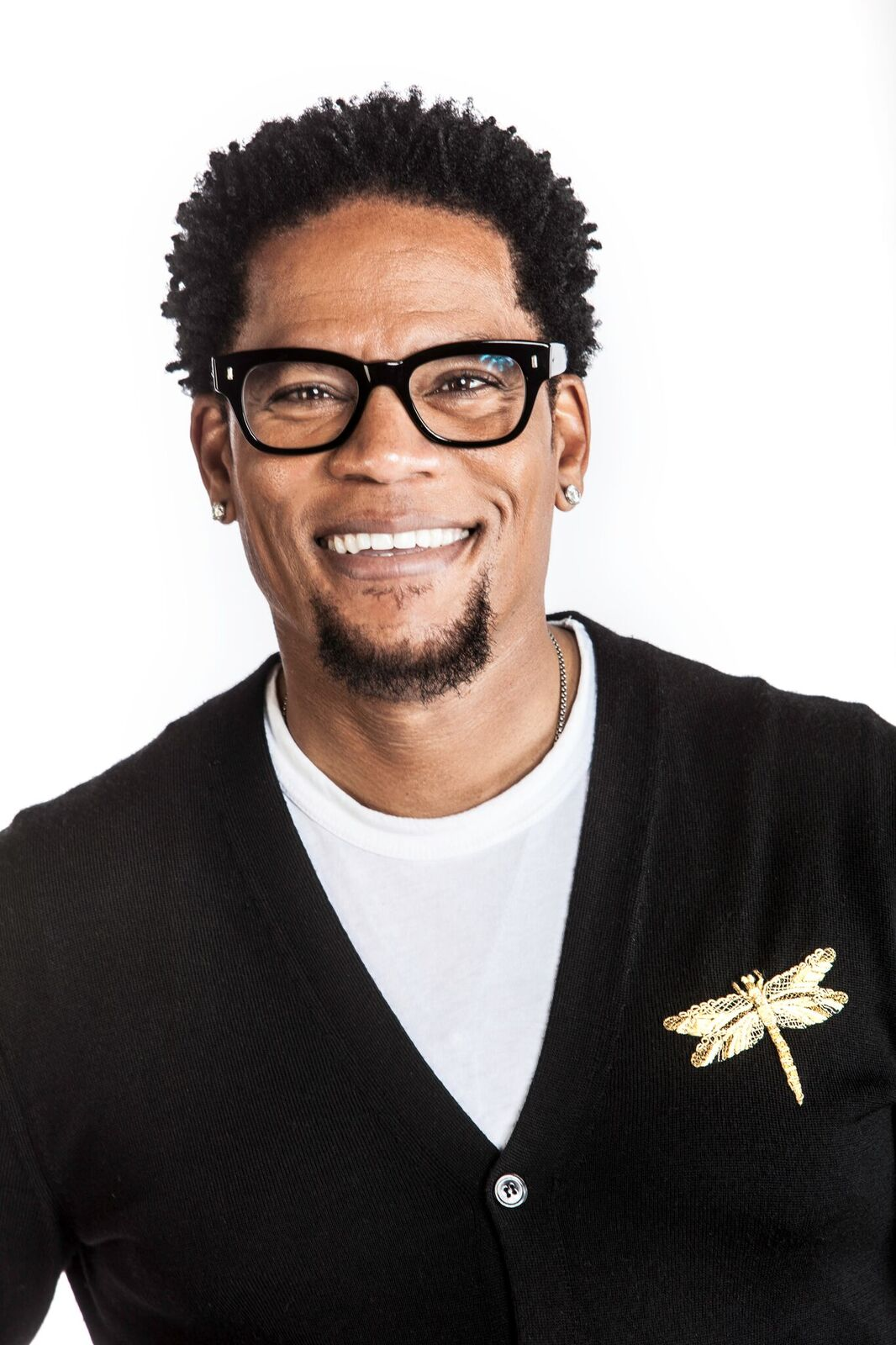 DL Hughley In The Afternoon