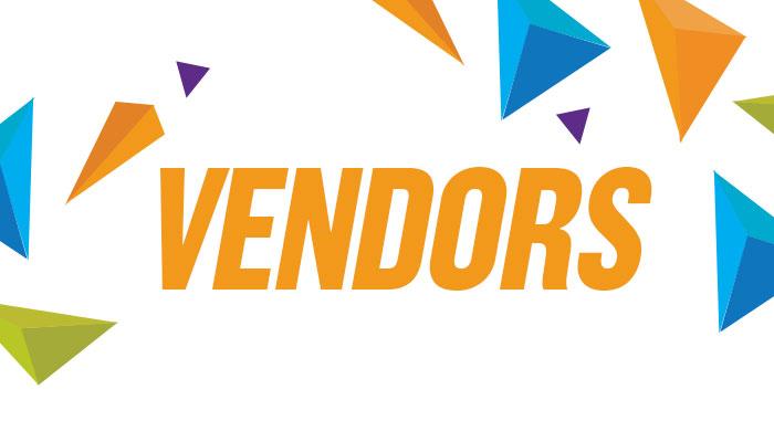 be vendors