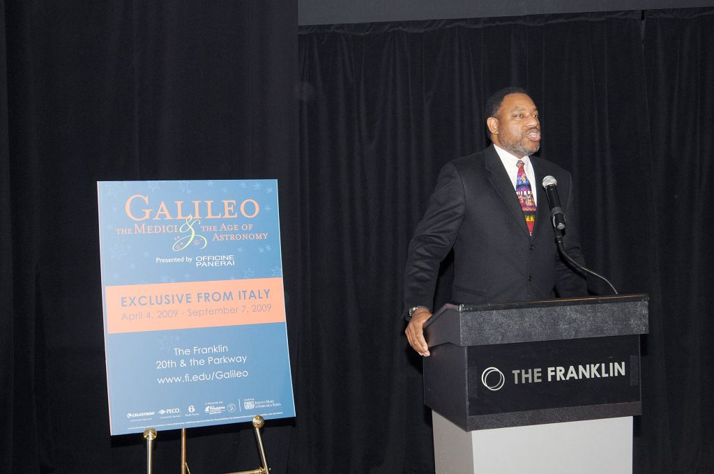 Officine Panerai Presents 'Galileo, the Medici, and the Age of Astronomy' - Press Conference