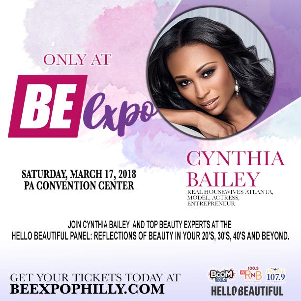Be Expo - Cynthia Baily
