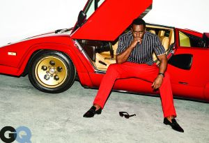 Diddy in GQ Mag