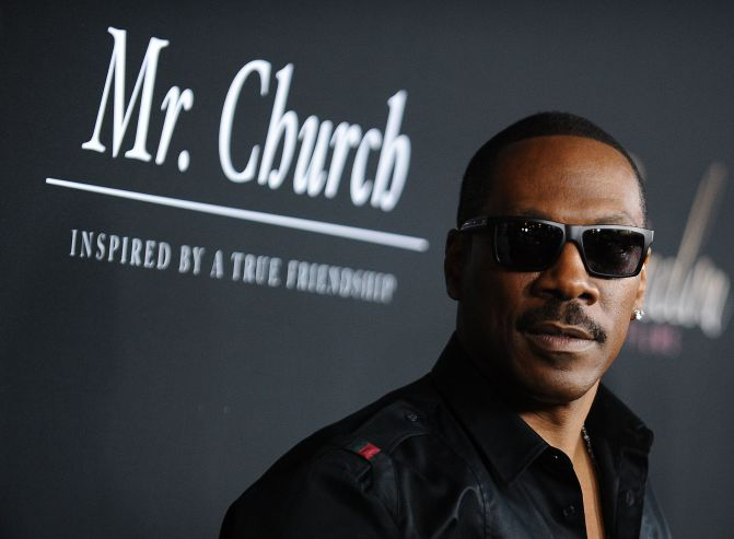 Premiere Of Cinelou Releasing's 'Mr. Church' - Arrivals