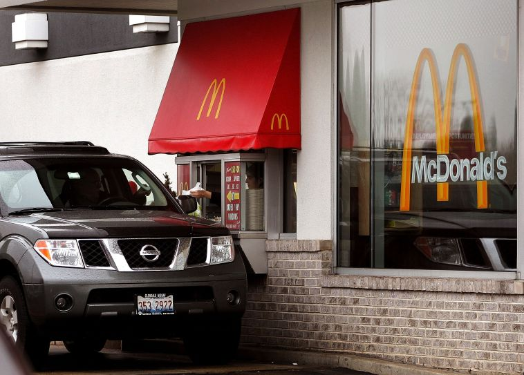 McDonalds Speeds Up Take Out Service