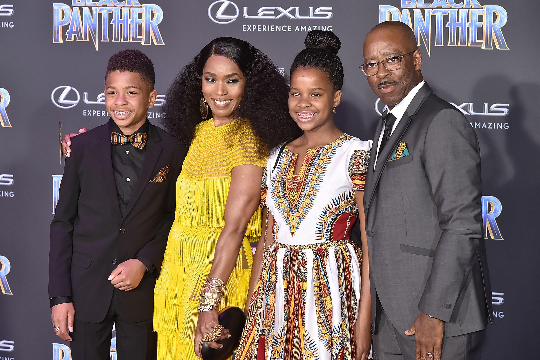 Premiere Of Disney And Marvel's 'Black Panther' - Arrivalsronekvaughn