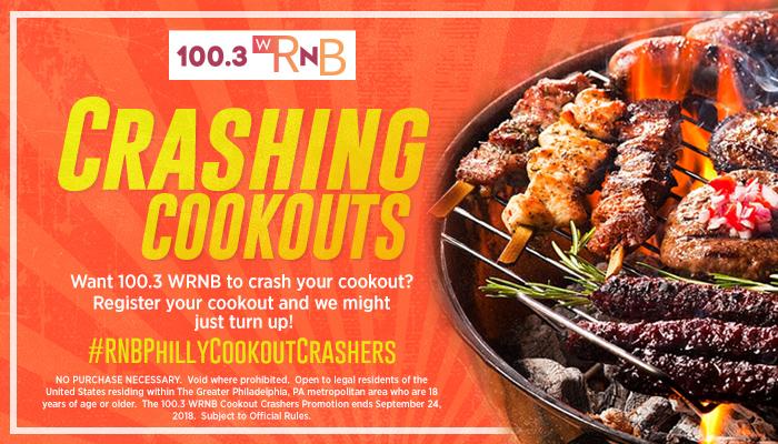 crashing cookouts