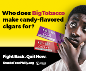 smoke free philly - flavored cigars