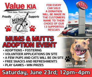 Mums and Mutts - Value Kia