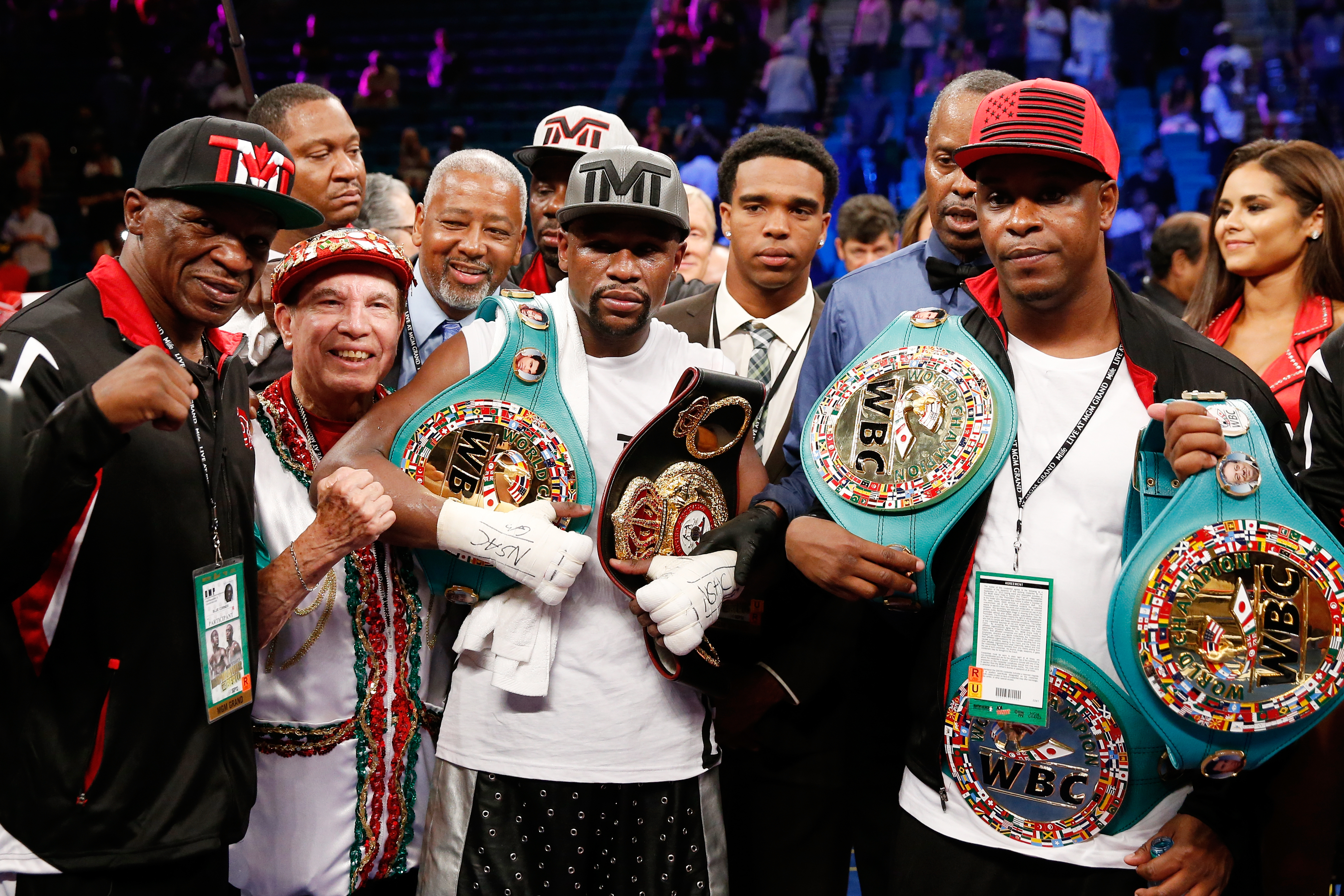 Mayweather Sued $2m For 'No-Show' At events In Ghana