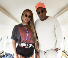 Beyonce and Jay Z photos December 2017
