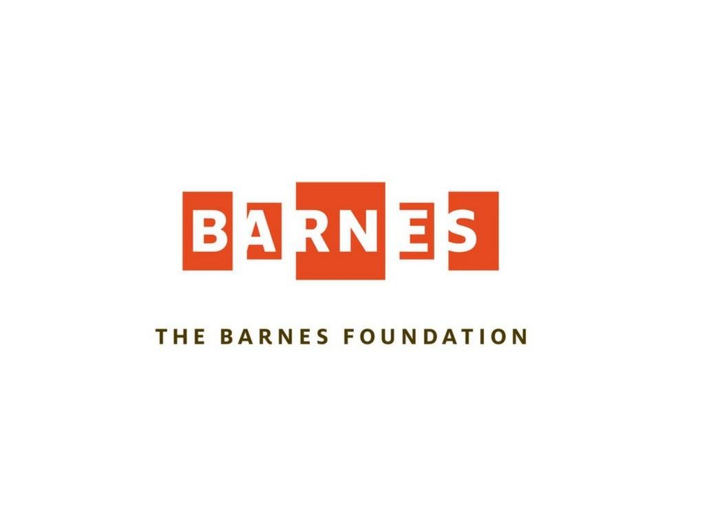 The Barnes Foundation Logo