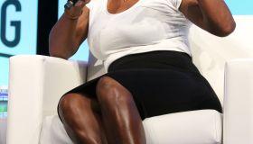 Serena Williams speaks at Digital Retail Conference 'Shop.Org'