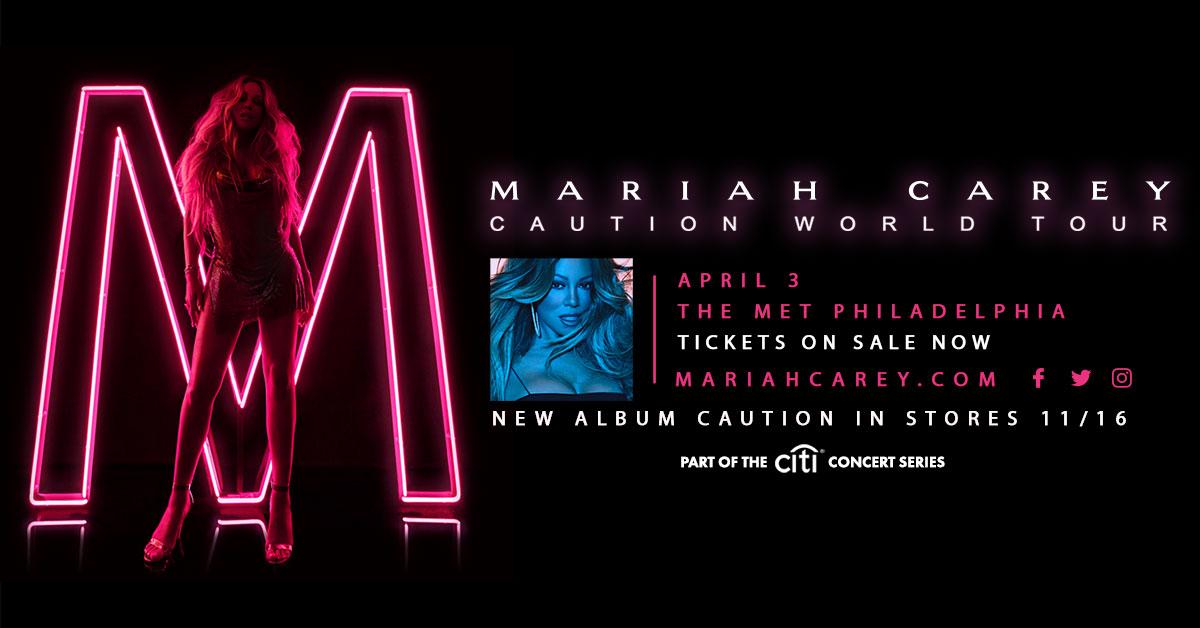 The Met Philadelphia: Mariah Carey