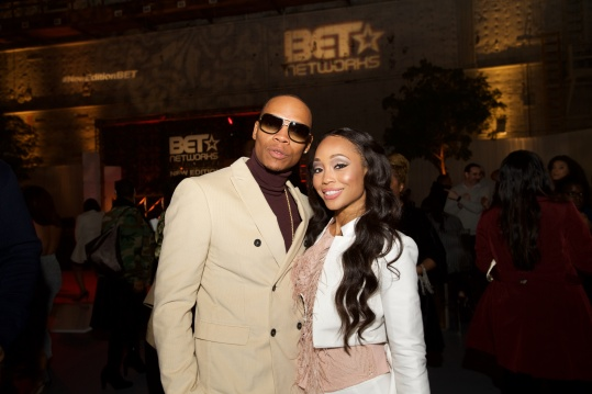 BET's 'The New Edition Story' Premiere Screening - After Party