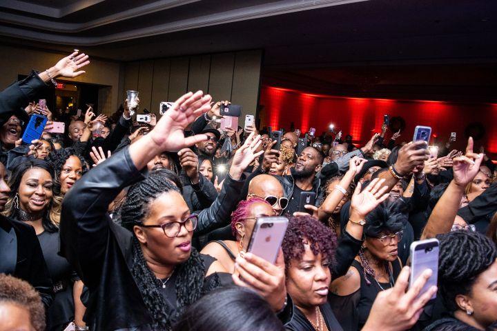 BIG SCOTT'S 11TH ANNUAL ALL BLACK AFFAIR