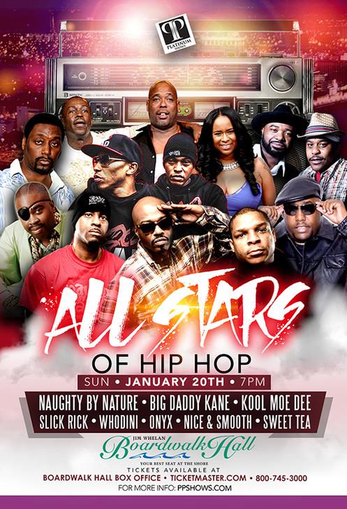 all stars of hip hop