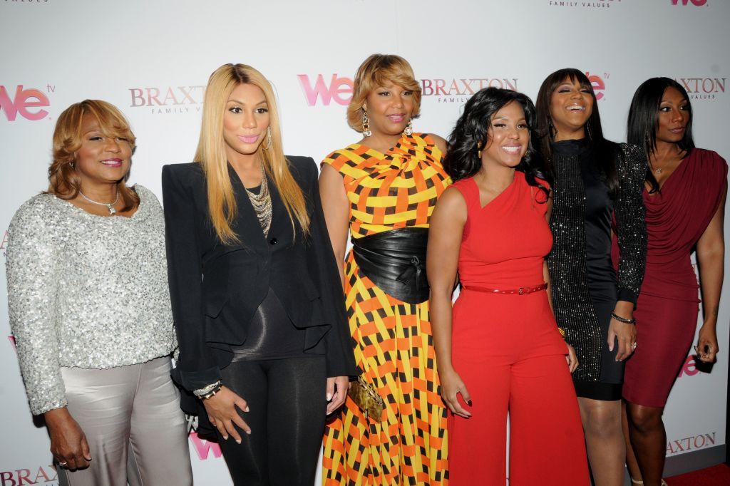 We TV's premiere of Braxton Family Values at STK
