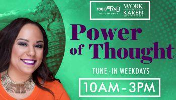 Karen Vaughn -Power of Thought (Philly)