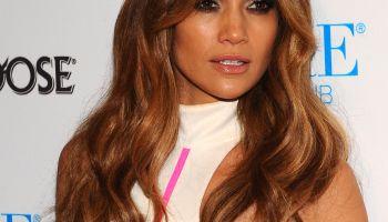 Jennifer Lopez Appears At PURE Nightclub