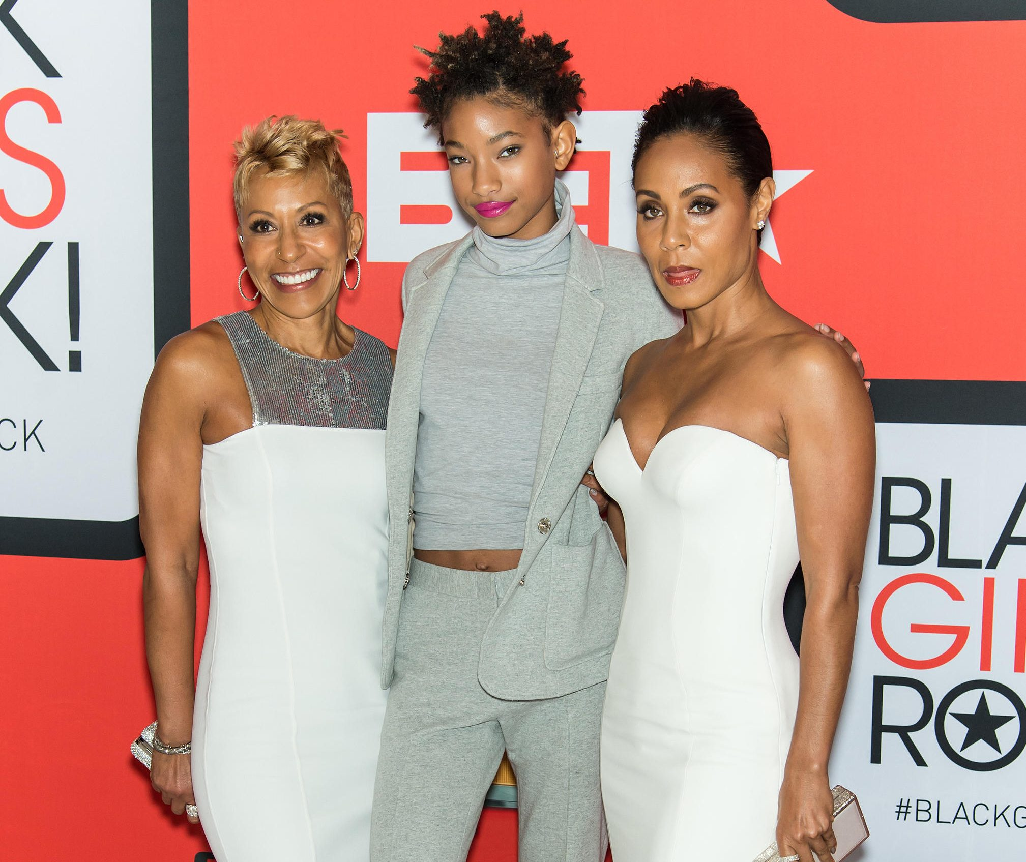 2015 Black Girls Rock! - Arrivals