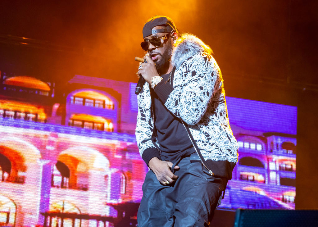 R Kelly In Concert - Detroit, MI