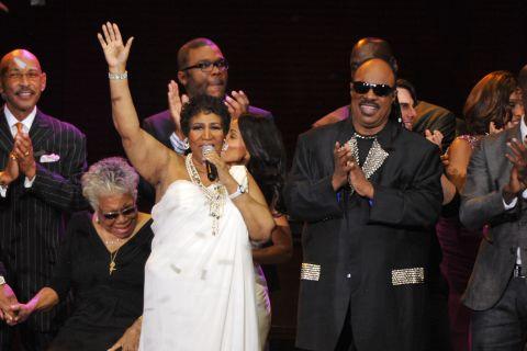 Surprise Oprah! A Farewell Spectacular - Performances