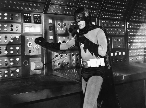Adam West in Batman