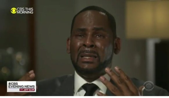 R Kelly Gayle King interview