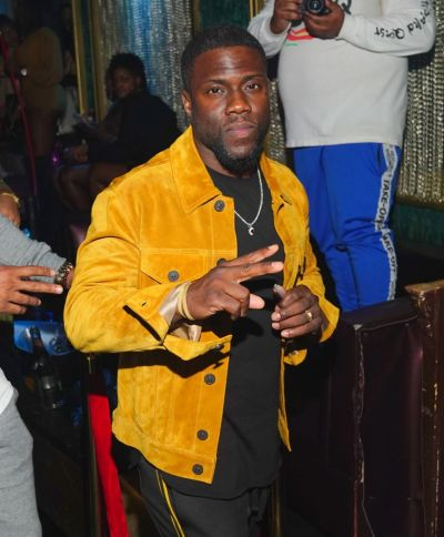 The Big Game Day Party Hosted by 50 Cent + Kevin Hart
