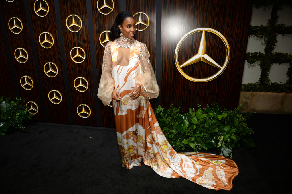 Mercedes-Benz USA's Oscars Viewing Party - Arrivals