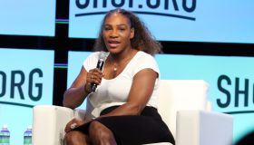 Serena Williams speaks at Digital Retail Conference 'Shop.Org'