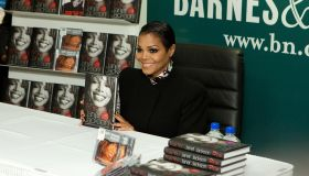 Janet Jackson Signs Copies Of 'True You: A Guide To Finding And Loving Yourself'