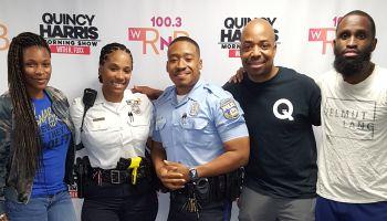 Sgt Sassy & Singing Cop