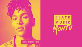 Black Music Month Graphics