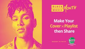 Black Music Month 2019 Playlist Maker