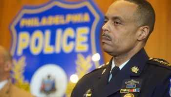 Philadelphia Police Officer Ambushed And Shot At Close Range