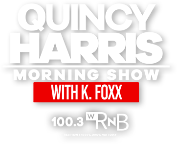 Local: Station Branding Update Video Skin - Quincy Harris Morning Show_RD Philadelphia WRNB_June 2019
