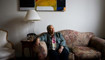 USA - Portraiture - Toni Morrison in New York City
