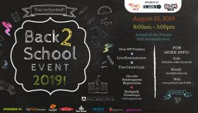 Back 2 School Philly Event 2019