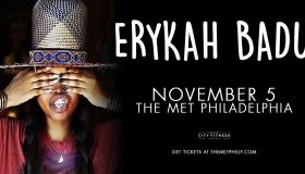 Erykah Badu Concert