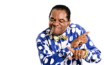 John Witherspoon at The Richmond Funny Bone