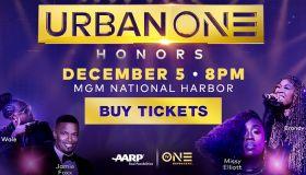 Urban One Honors Banners/Jamie Foxx