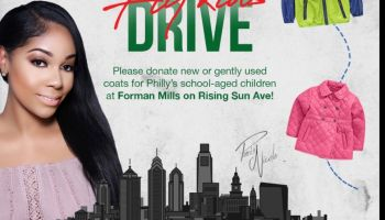Paris Coat Drive