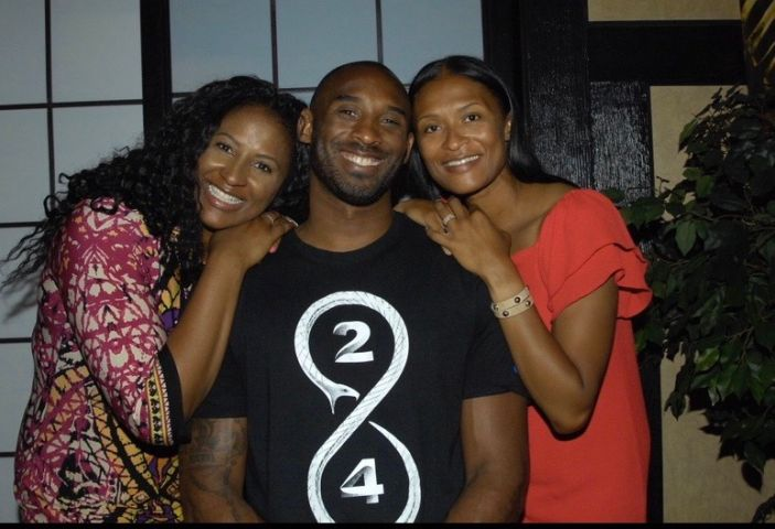 Kobe Bryant, Sharia Washington, Shaya Tabb