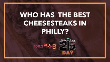 215 Day Cheesesteak