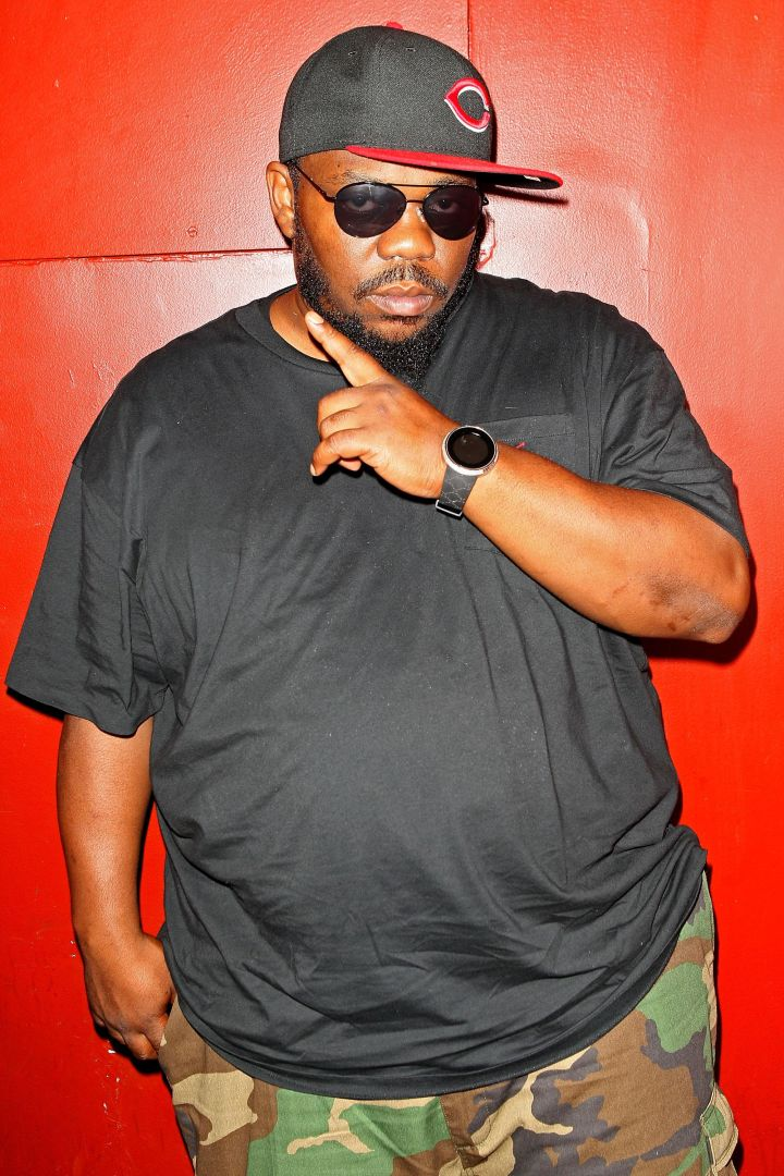 Beanie Sigel In Concert